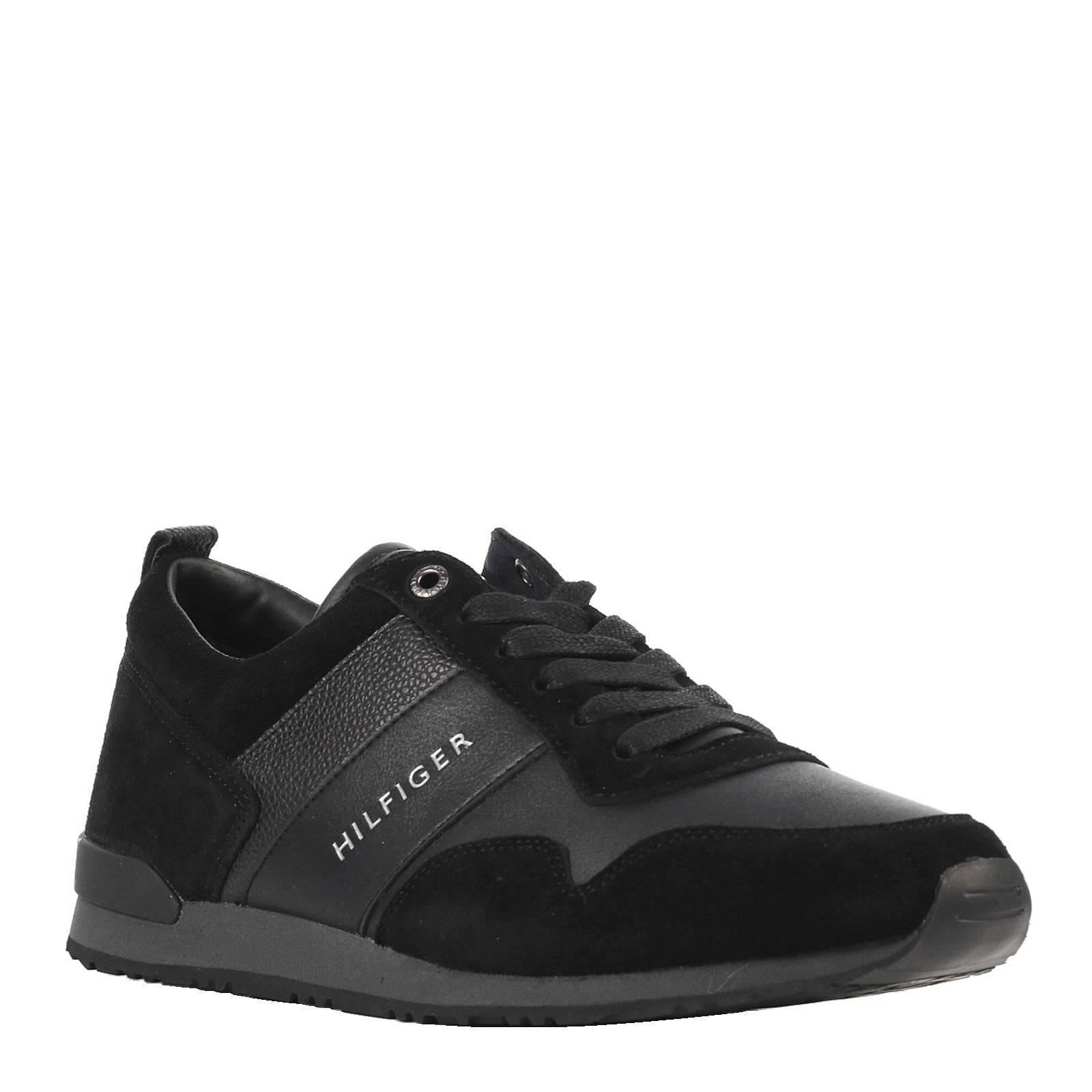 a767eaa4d60 Tommy Hilfiger Maxwell II CL leren sneakers | wehkamp