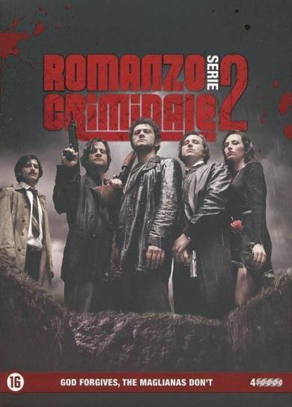 Romanzo criminale - Seizoen 2 (DVD)