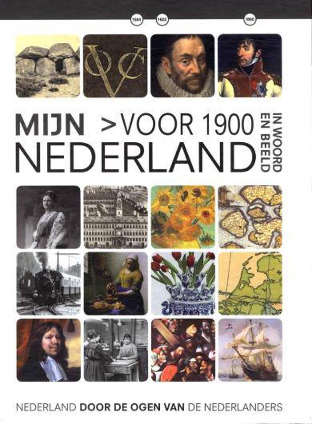 Mijn Nederland in woord en beeld - Voor 1900 (DVD)