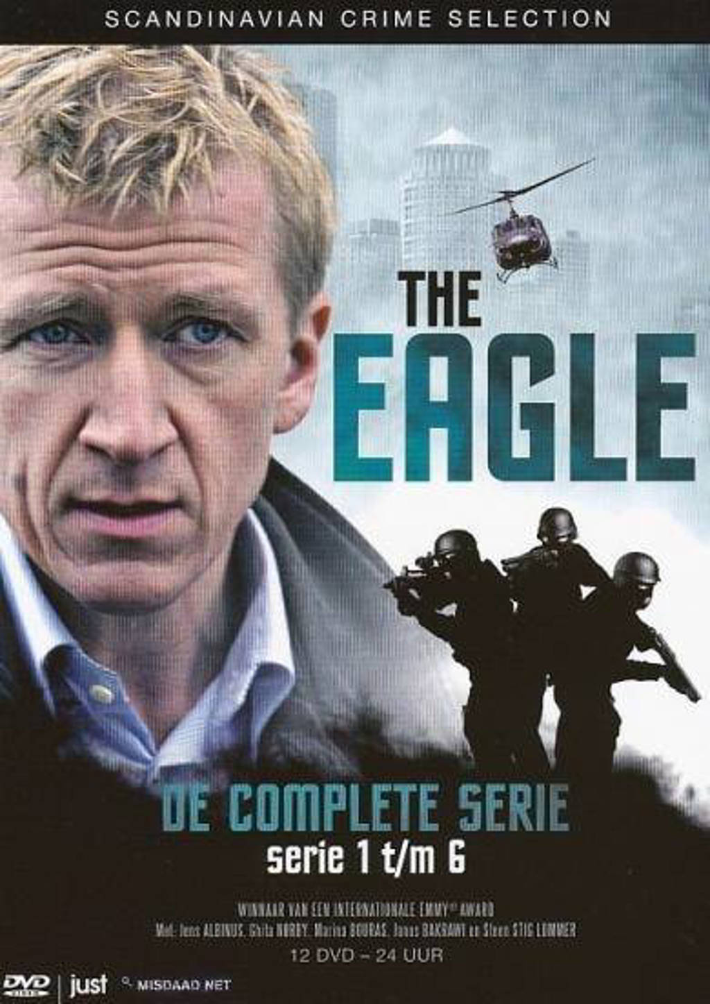 Eagle - Complete serie (DVD)