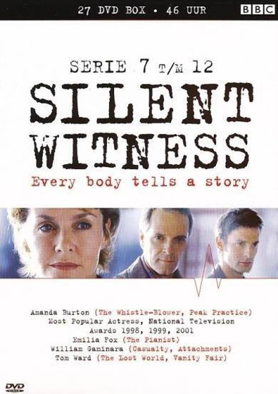 Silent witness - Seizoen 7-12 (DVD)