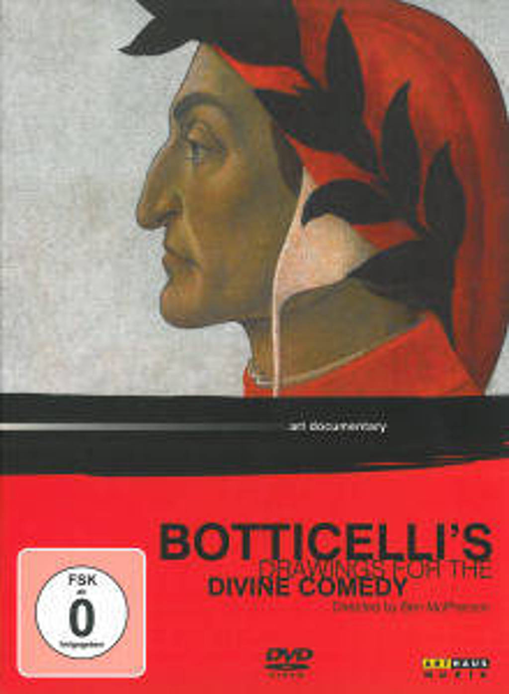 Botticelli - Botticelli, Drawings For The Divine (DVD)