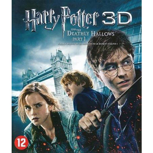Harry Potter 7 - And the deathly hallows part 1 (2D+3D) (Blu-ray) kopen