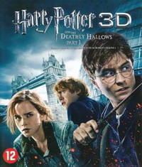 Harry Potter 7 - And the deathly hallows part 1 (2D+3D) (Blu-ray)