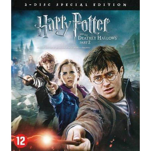 Harry Potter 7 - And the deathly hallows part 2 (Blu-ray) kopen