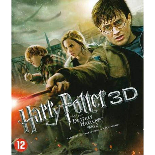 Harry Potter 7 - And the deathly hallows part 2 (2D+3D) (Blu-ray) kopen