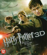Harry Potter 7 - And the deathly hallows part 2 (2D+3D) (Blu-ray)