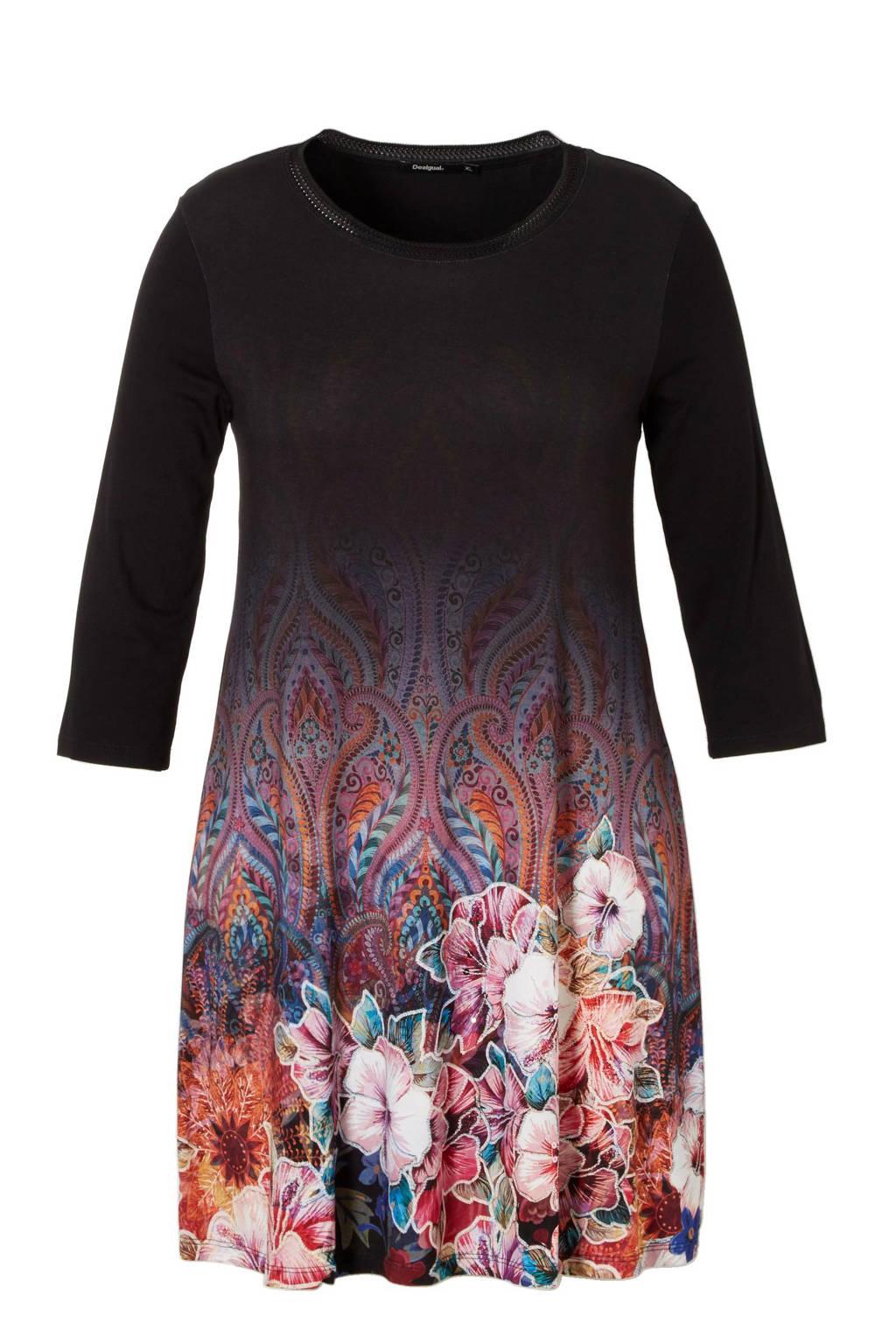 Desigual jurk, Zwart