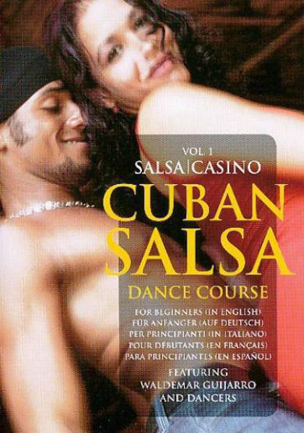 Cuban Salsa Volume 1 Dance Course (DVD)