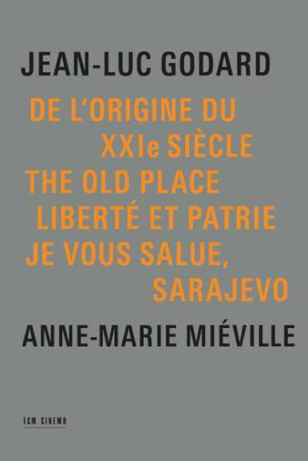 Jean-Luc Godard/ Anne-Marie Mieville - Four Short Films - Book+Dvd (DVD)