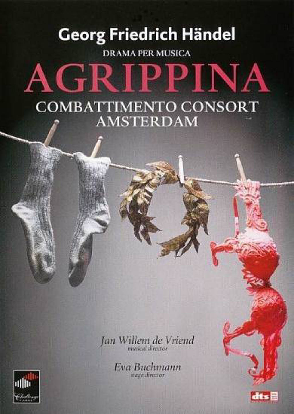 Agrippina (DVD)