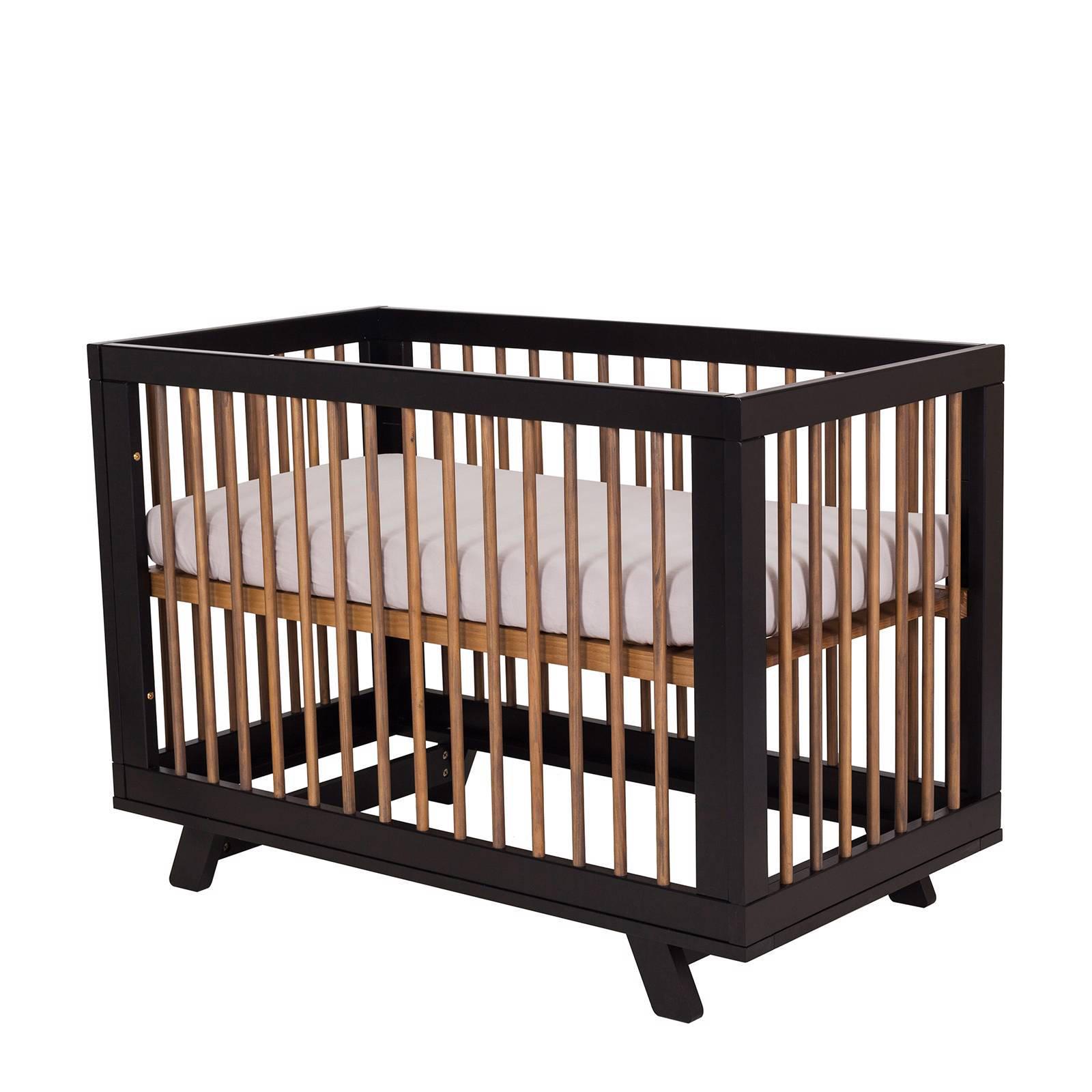 Baby Ledikant Zwart.Coming Kids Ledikant Harper Wehkamp