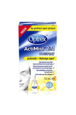 ActiMist 2 in 1 Oogspray - Jeukende en Waterige Ogen - 10 ml