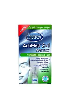 ActiMist 2 in 1 Oogspray- Vermoeide en Pijnlijke Ogen - 10 ml