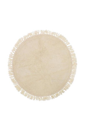 vloerkleed  (Ø110 cm)