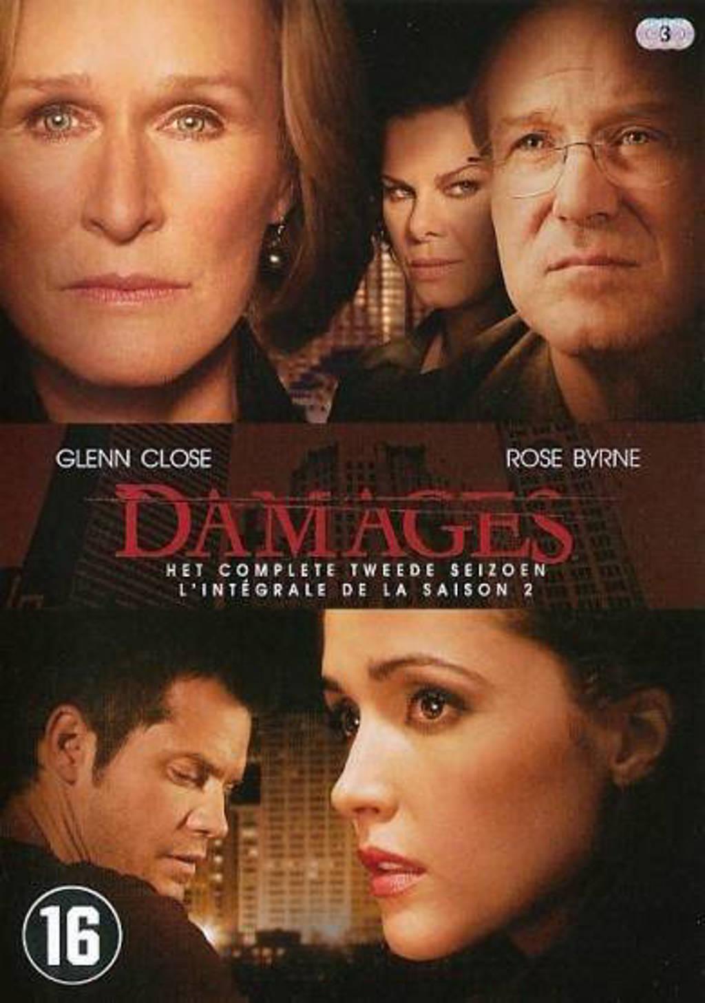 Damages - Seizoen 2 (DVD)