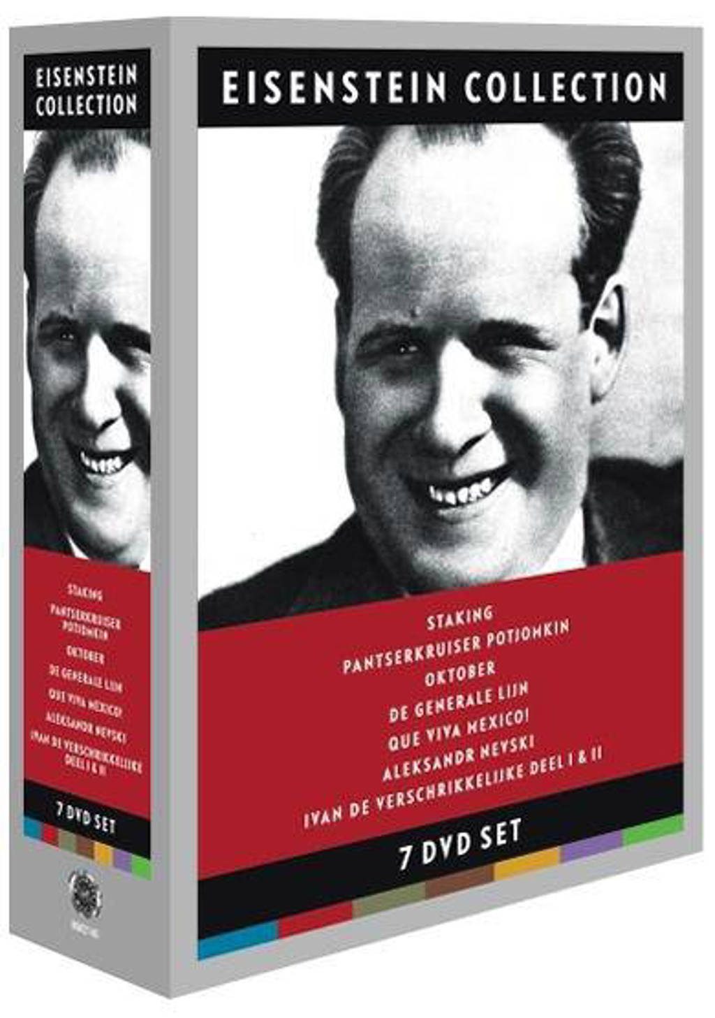 Eisenstein collection (DVD)
