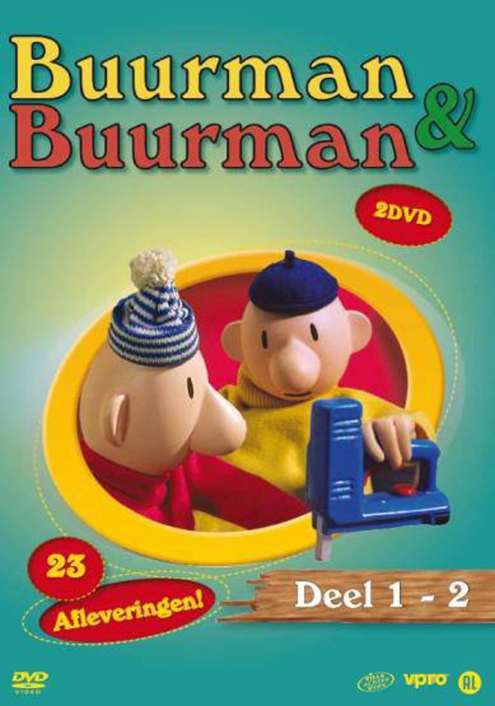 Buurman & Buurman 1 & 2 (DVD) | wehkamp