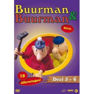 Buurman & Buurman 5 & 6 (DVD)