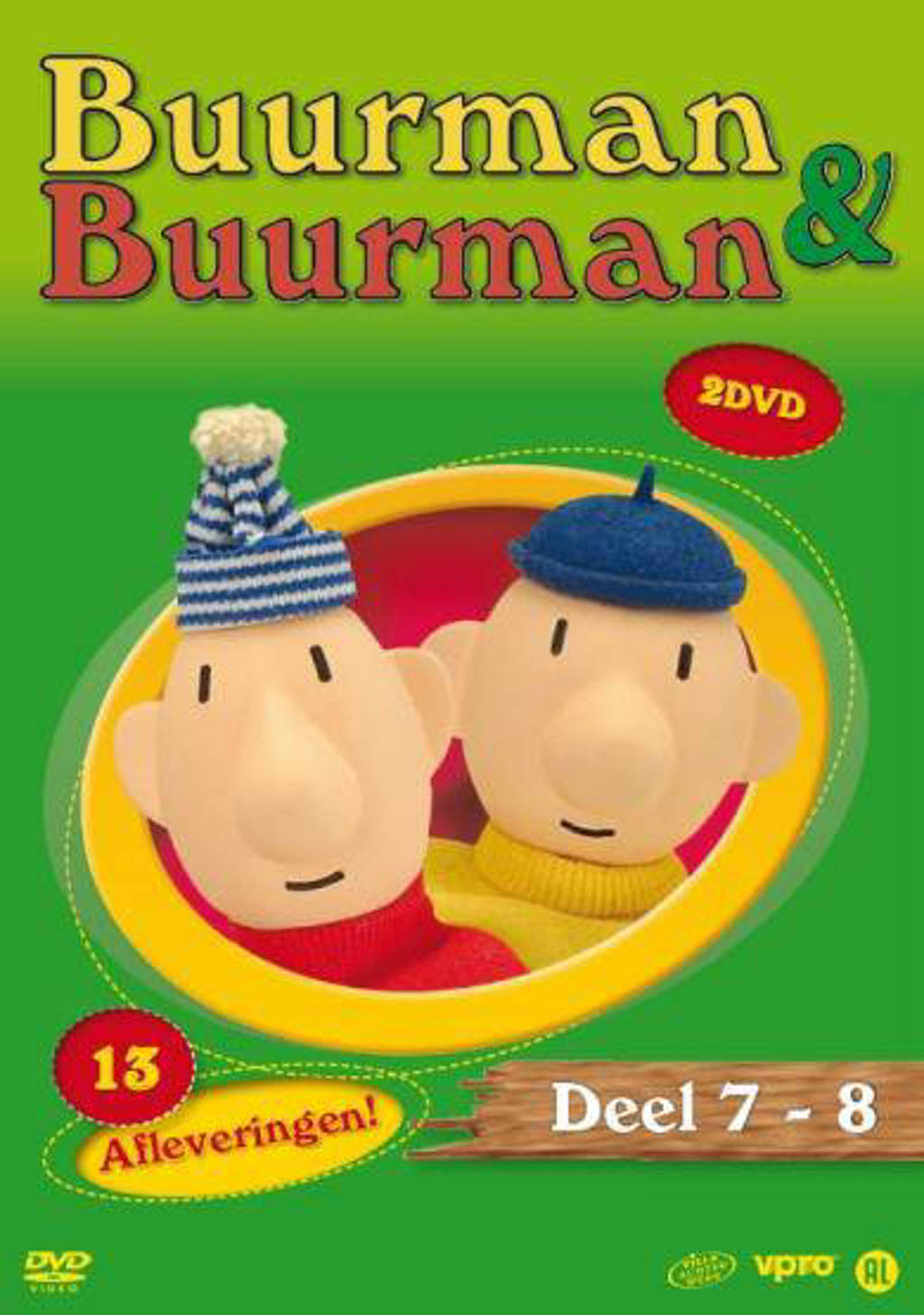 Buurman & Buurman 7 & 8 (DVD)