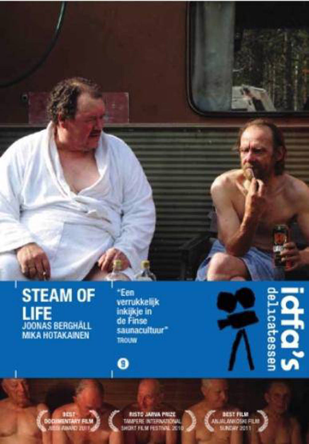 Steam of life (DVD)