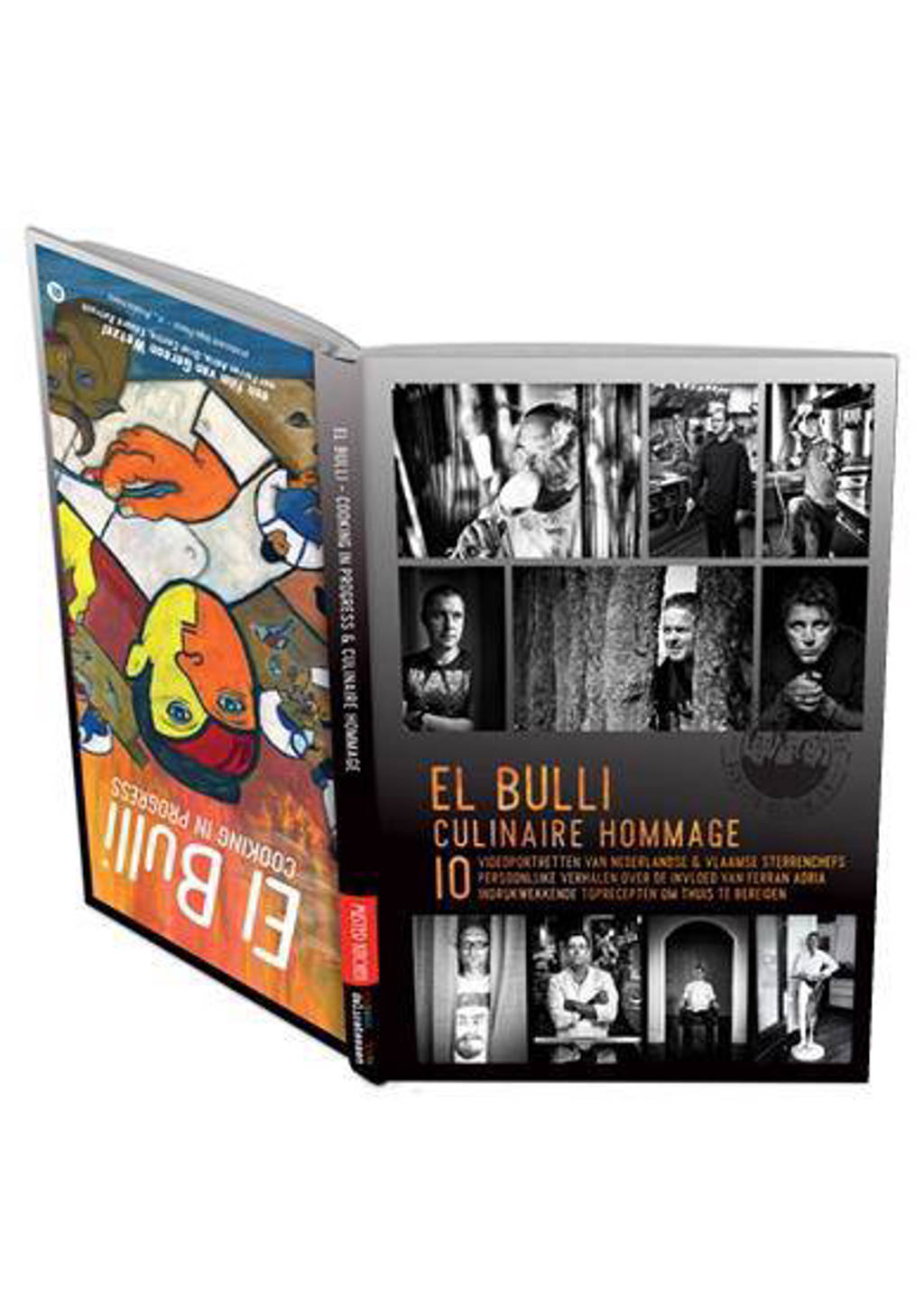 El Bulli - Cooking in progress & culinaire hommage (DVD)