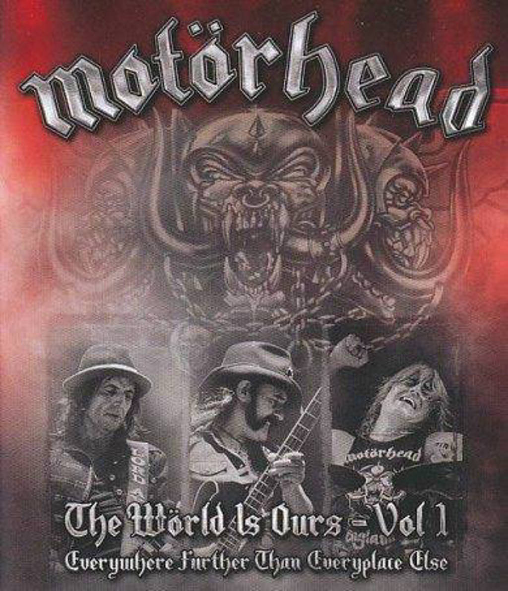 Motorhead - The World Is Ours - Vol 1 Ever (Blu-ray)
