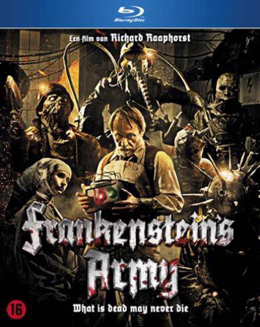 Frankensteins army (Blu-ray)