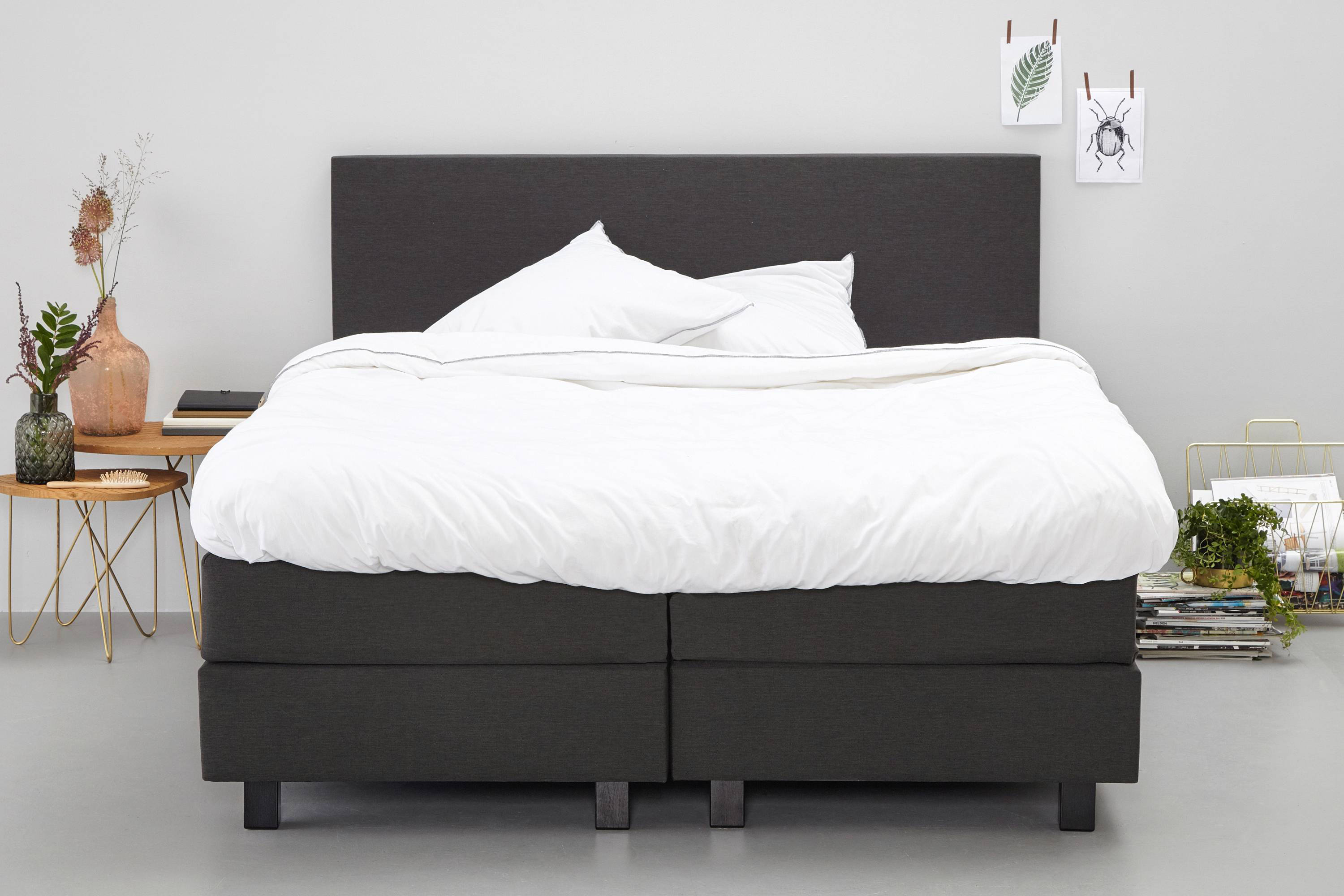 whkmp's own complete boxspring Kiev