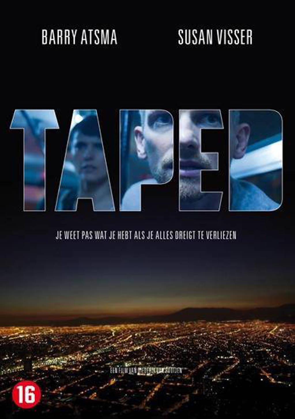 Taped (DVD)