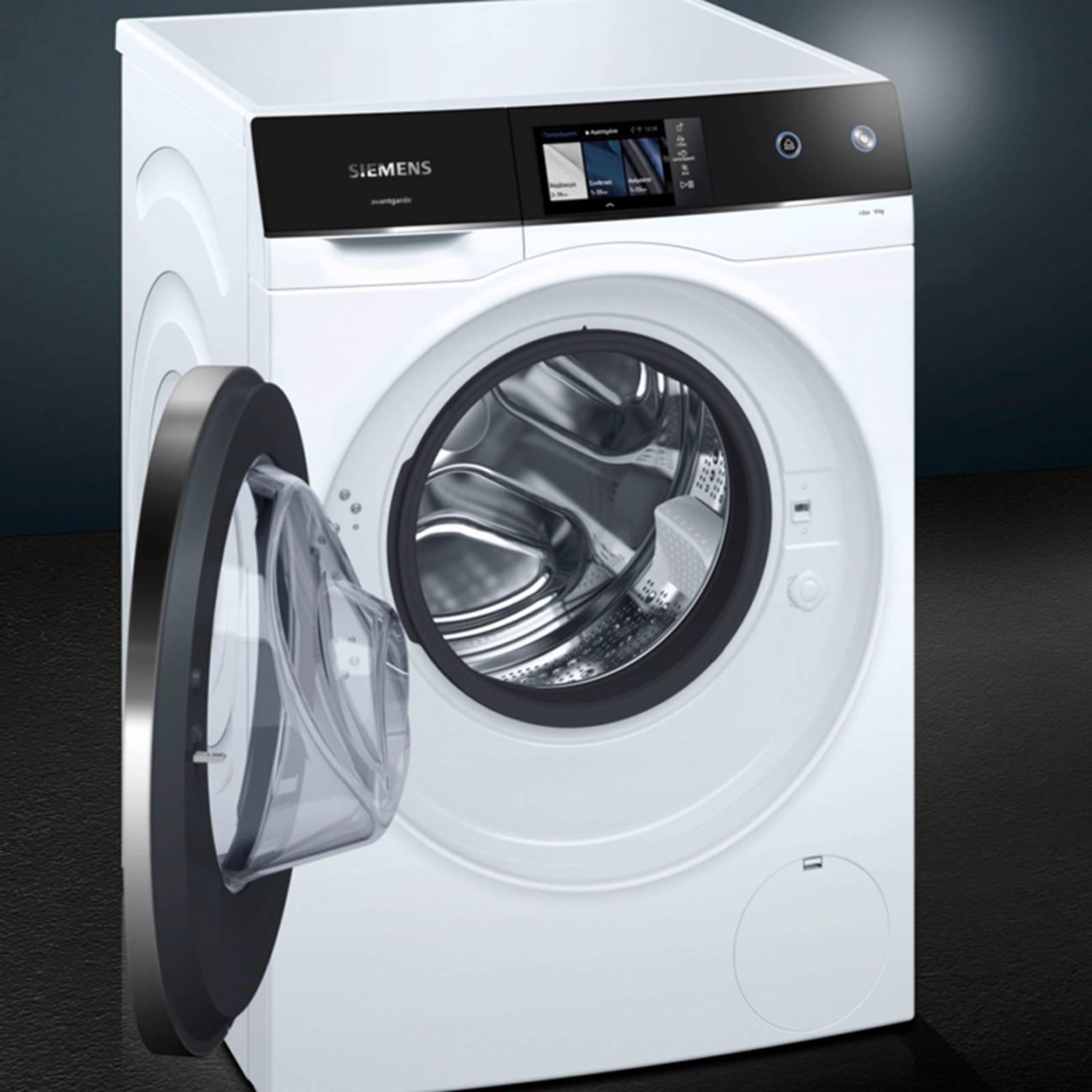 Top Siemens WM14U840EU avantgarde wasmachine met Home Connect   wehkamp AA73