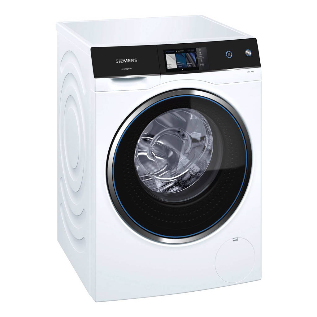 Super Siemens WM14U840EU avantgarde wasmachine met Home Connect   wehkamp EP24