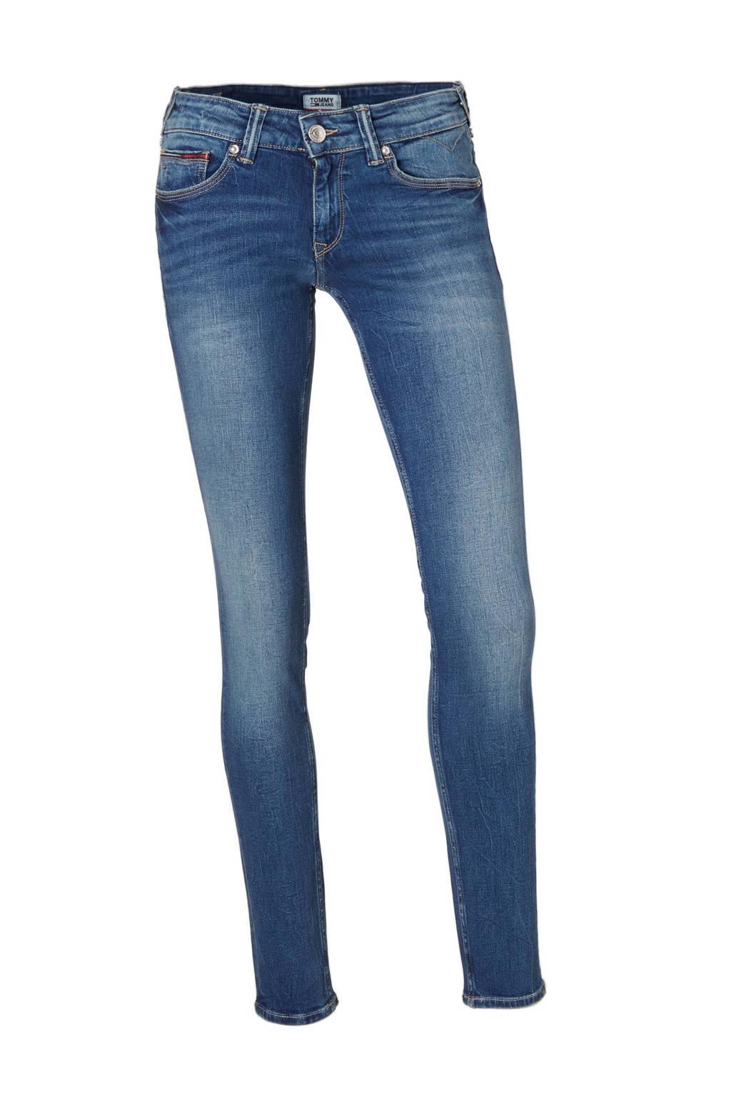 Tommy Jeans Sophie Dynblast skinny jeans, Blauw