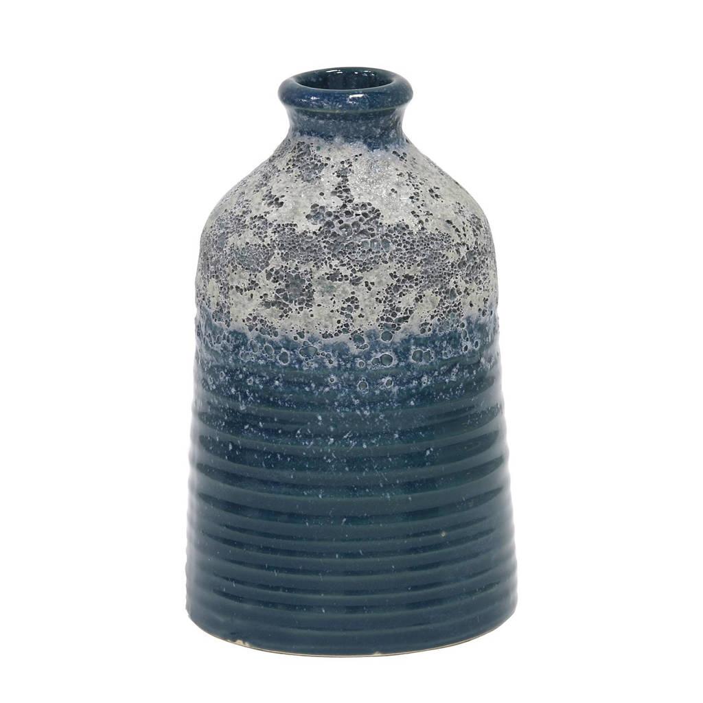 HKliving vaas, Blauw