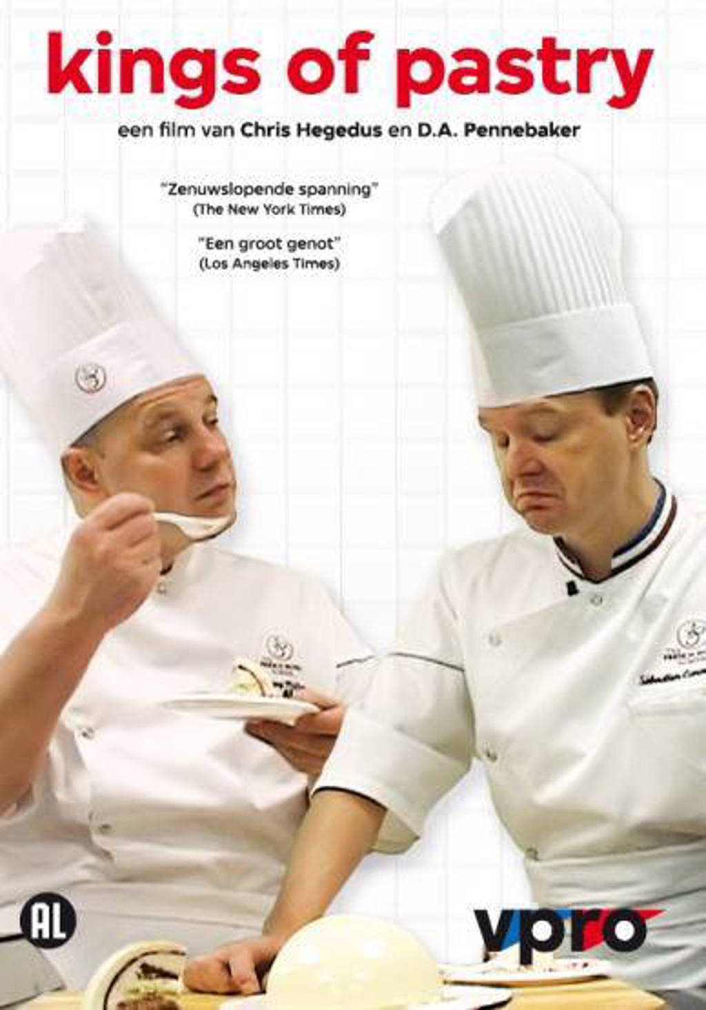 Kings of pastry (DVD)