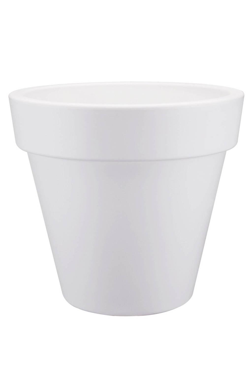 Elho bloempot pure round (ø60 cm), Wit