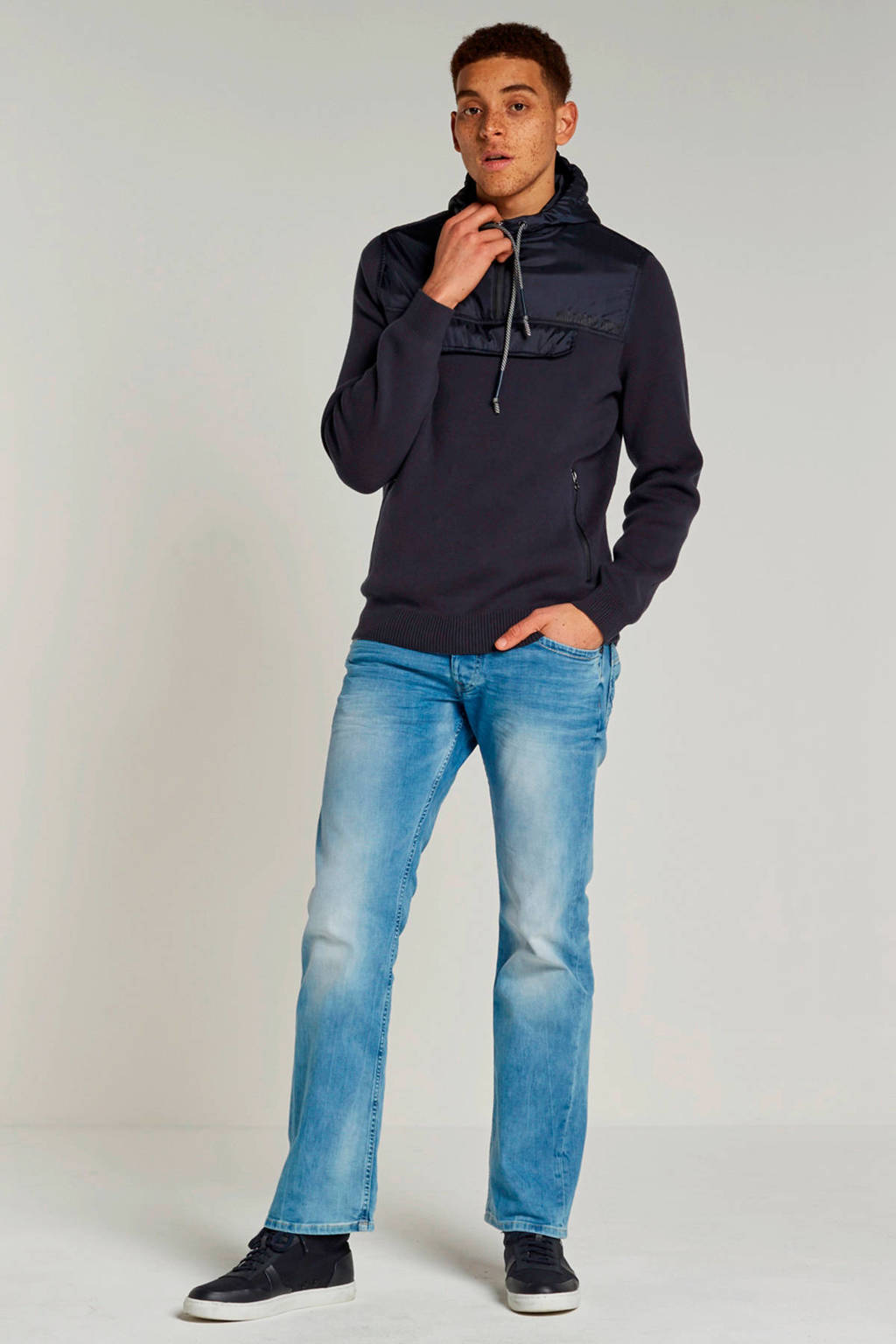 Pepe Jeans regular fit jeans Jeanius, S55 Lichtblauw