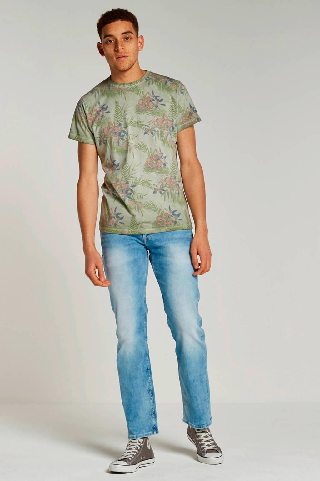 Pepe Jeans regular fit jeans Kingston lichtblauw, Lichtblauw