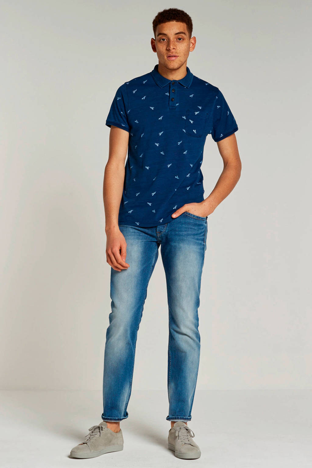 Pepe Jeans regular fit jeans Cash, M84 Lichtblauw