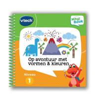 VTech MagiBook op avontuur met vormen & kleuren
