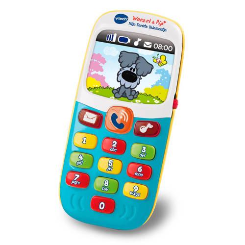 VTech Baby Woezel Pip telefoontje
