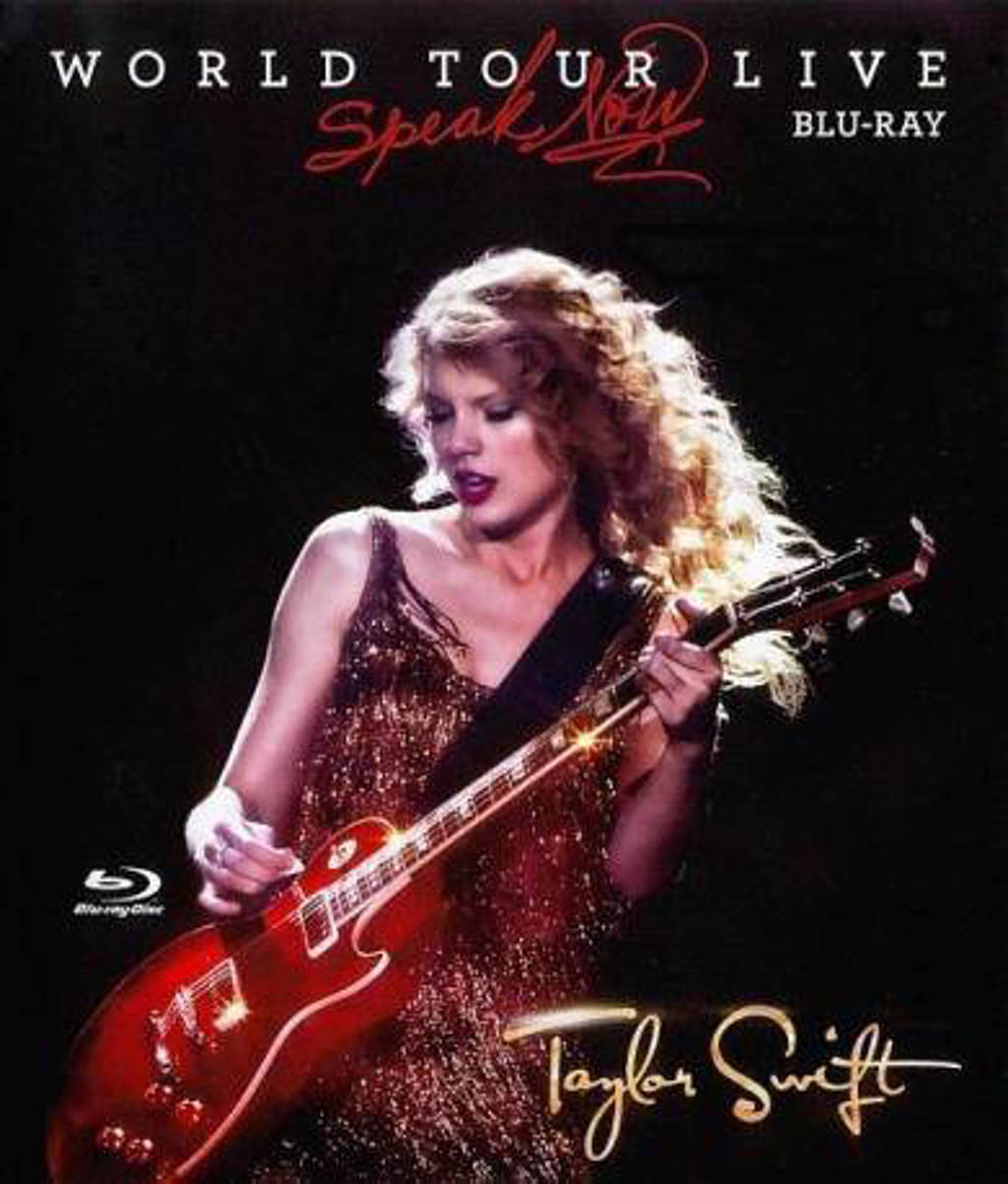 Taylor Swift - Speak Now World Tour Live (Blu-ray)