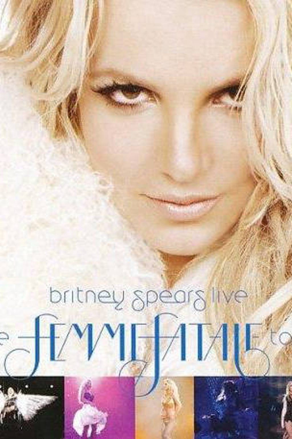 Britney Spears - Britney Spears Live: The Femme (Blu-ray)