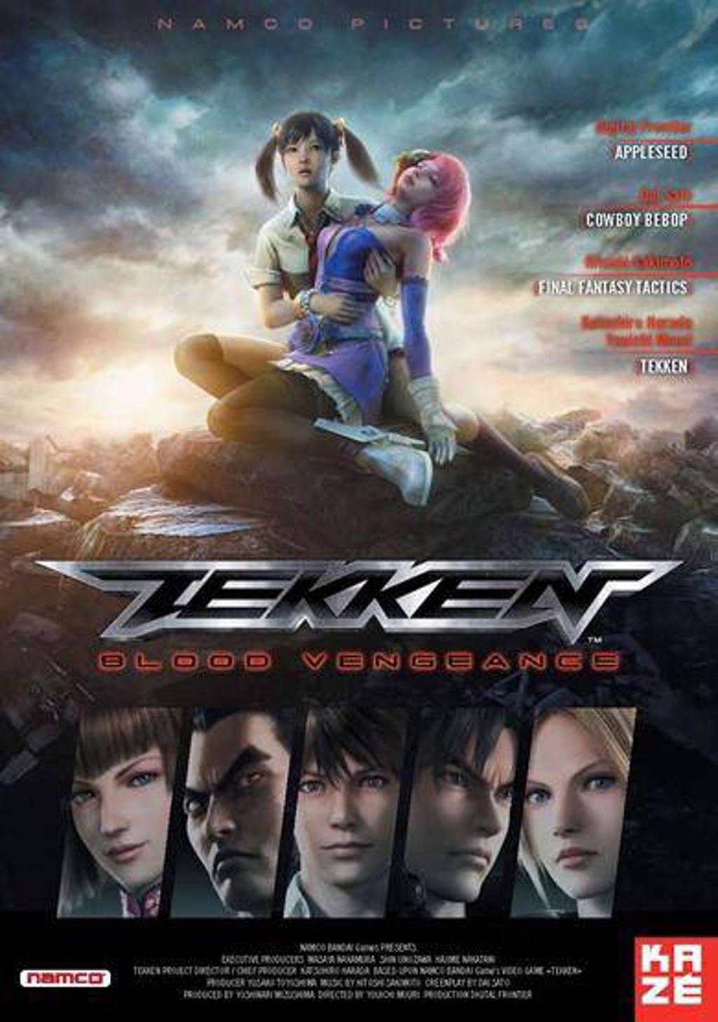 Tekken - Blood vengeance (DVD)