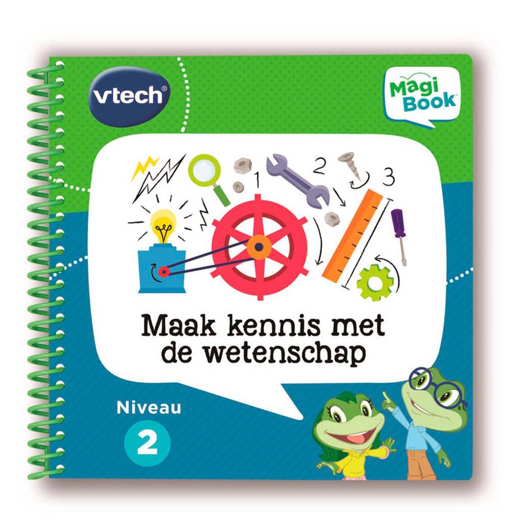VTech  MagiBook maak kennis met de wetenschap