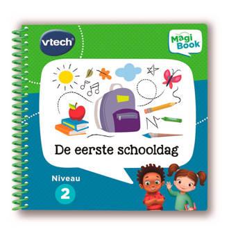 MagiBook de eerste schooldag