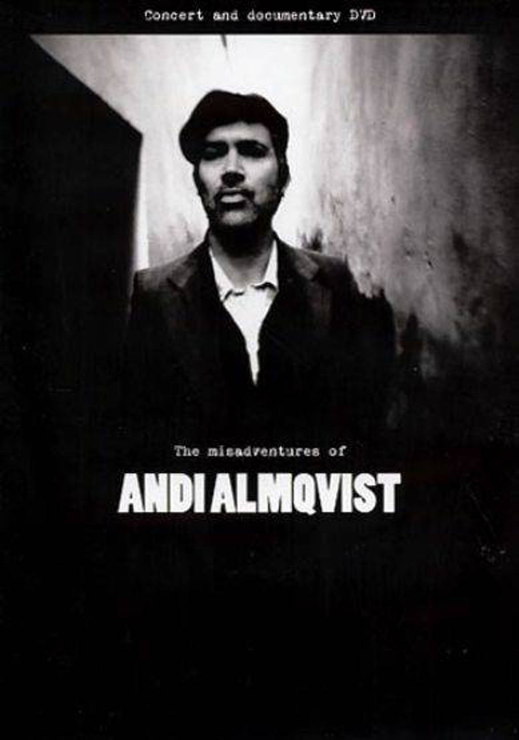 Misadventures Of Andi Almqvist (DVD)
