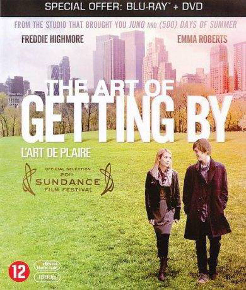 Art of getting by (Blu-ray)