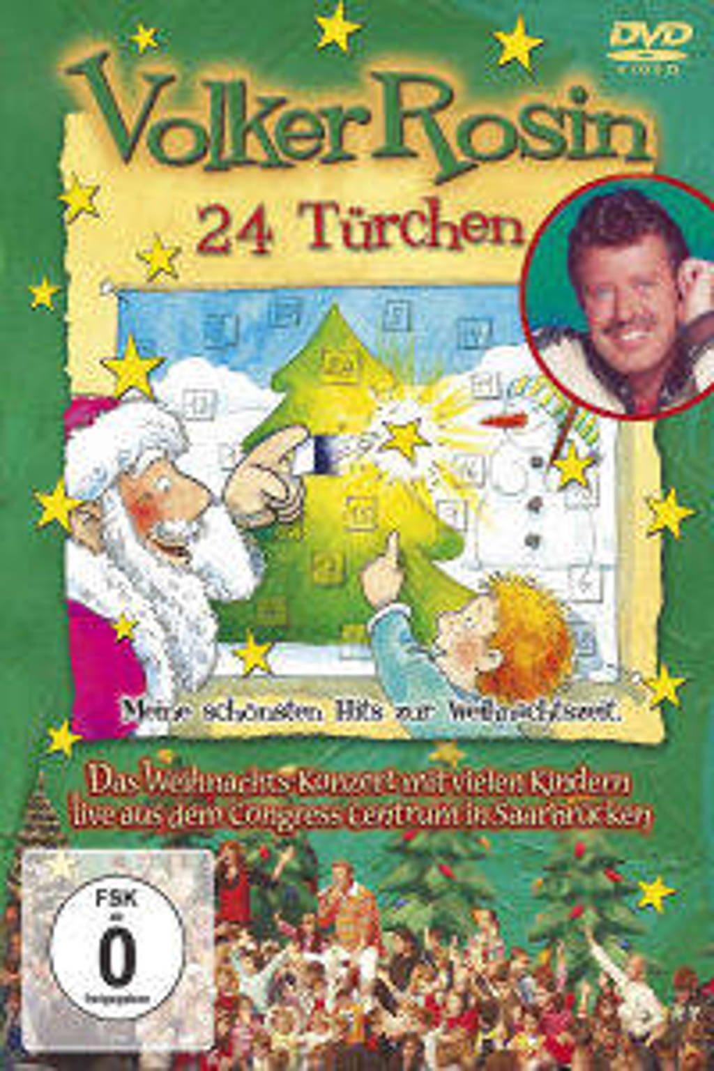 Volker Rosin - 24 Turchen - Die Weihnachts-Konzert (DVD)