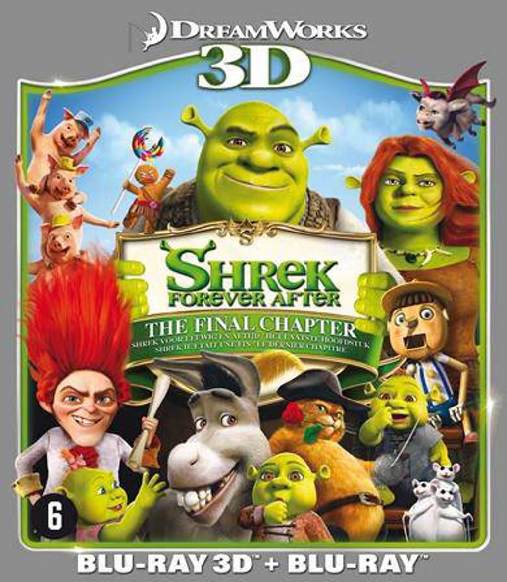 Shrek 4 (2D+3D) (Blu-ray)